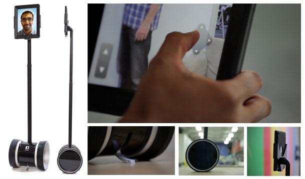 diaforetiko.gr : Double Robot Double: Ένα ρομπότ που αντικαθιστά τον εργαζόμενο στο χώρο εργασίας! (βίντεο)