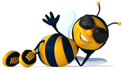 bee logo_cool